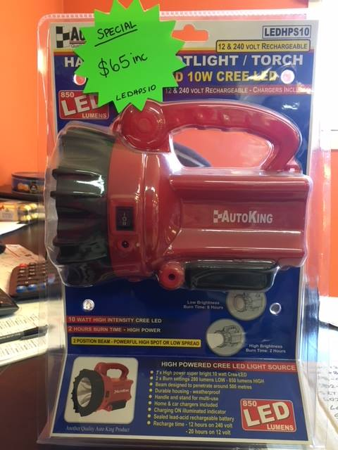 Auto King Torch $65